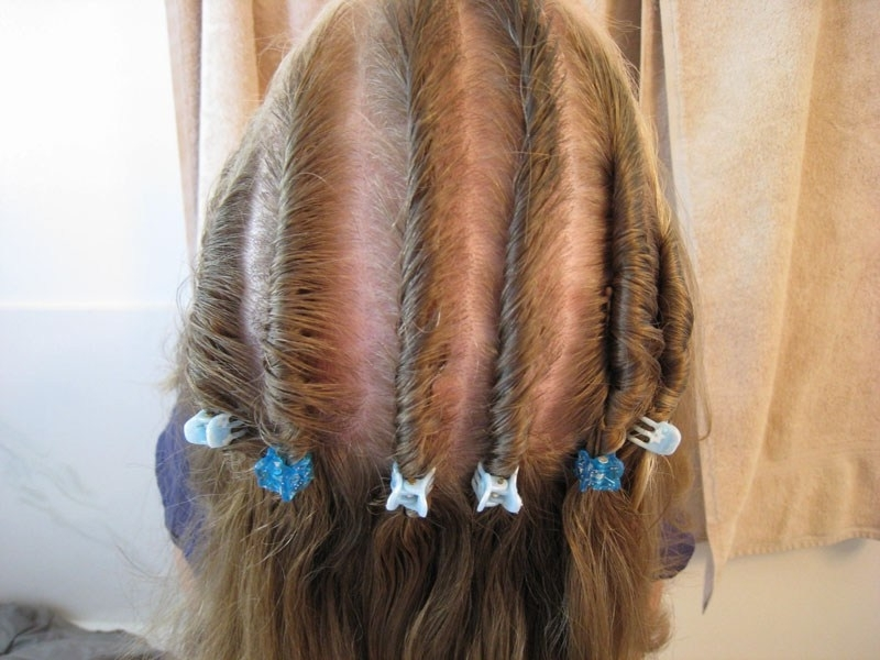 Twisted Cornrows – Babes In Hairland Intended For Most Current Cornrows With A Twist (View 5 of 15)