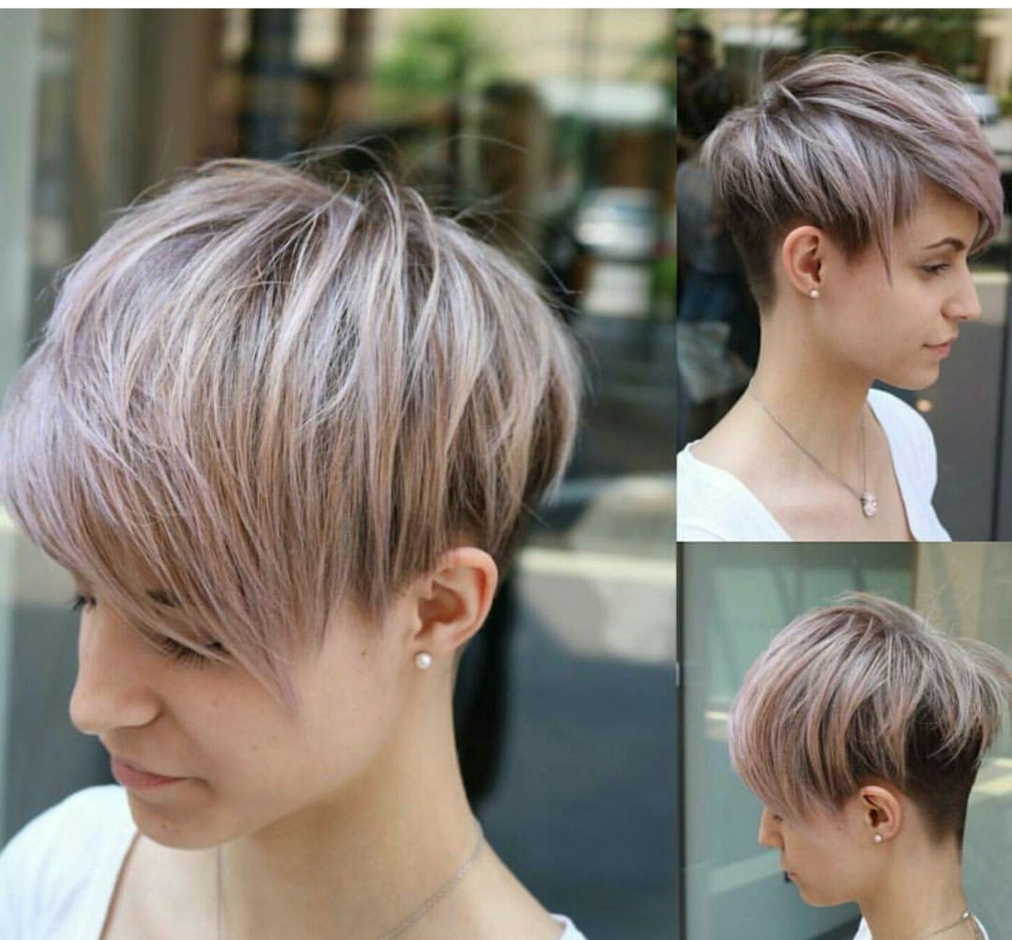 Undercut Pixie … | Hair | Pinte… Throughout Latest Tousled Pixie With Undercut (View 9 of 15)