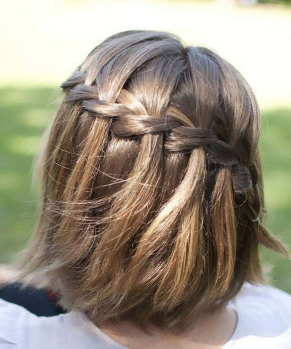 Updo Braiding Styles Natural Hair Curly Braided Updo On Natural For Latest Braided Updo Hairstyle With Curls For Short Hair (View 10 of 15)