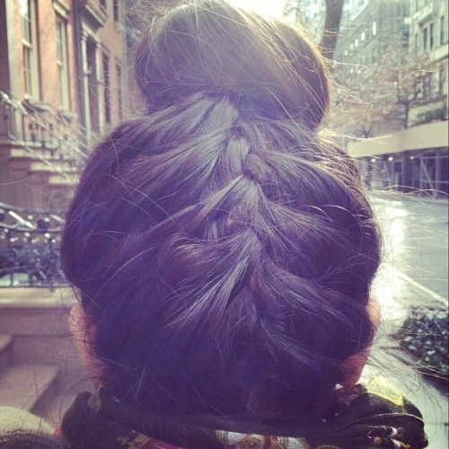 Upside Down French Braid Photo Tutorial   Birchbox Intended For Most Recent Upside Down French Braid Hairstyles (View 11 of 15)