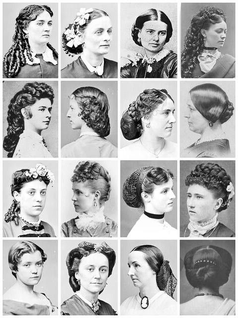 Victorian Era Hairstyles – Flowers, Pearls, Feathers, Bun, Roses With Latest Braided Victorian Hairstyles (View 10 of 15)