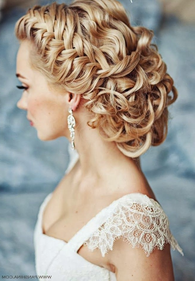 Vintage Hairstyles: Vintage Wedding Hair Styles Throughout Recent Braided Vintage Hairstyles (View 4 of 15)