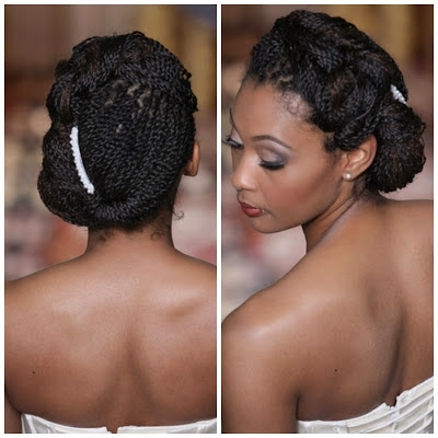 Wedding Ready Hair – Raquelmboya Pertaining To 2018 Cornrows Hairstyles For Wedding (View 4 of 15)