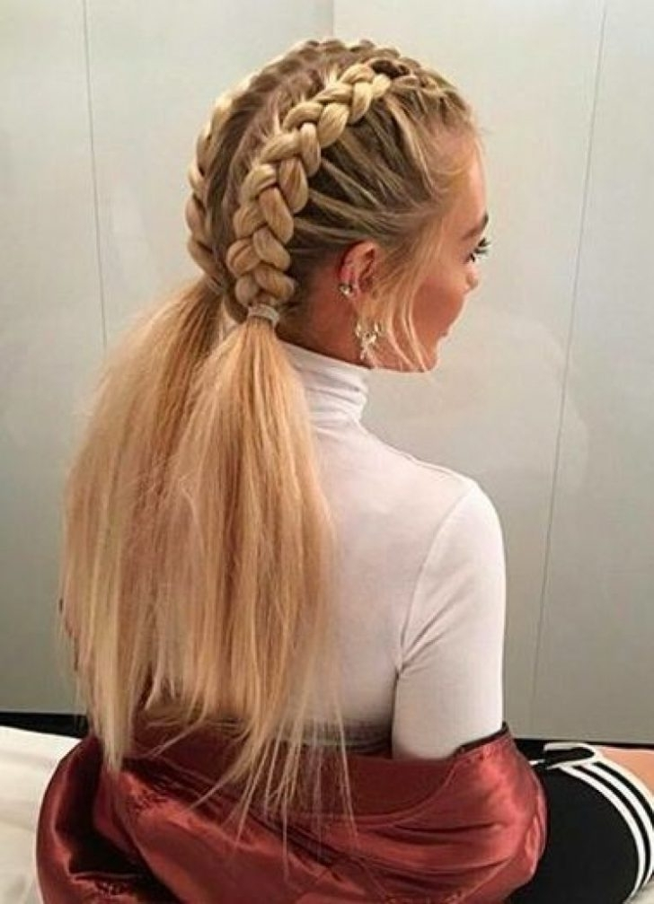 White Girl Hairstyles – Rostweb Inside 2018 Braided Hairstyles For White Girl (View 12 of 15)