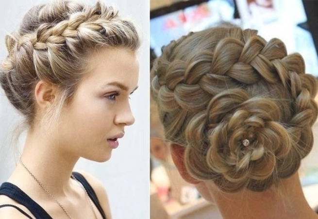 White Kid Hairstyles White Girl Hairstyles 100 Captivating Braided Intended For Most Up To Date White Braided Hairstyles (View 3 of 15)