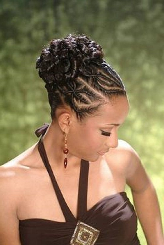 Yarn Braids Are A Perfect Summer Hairstyle For Black Women (View 14 of 15)