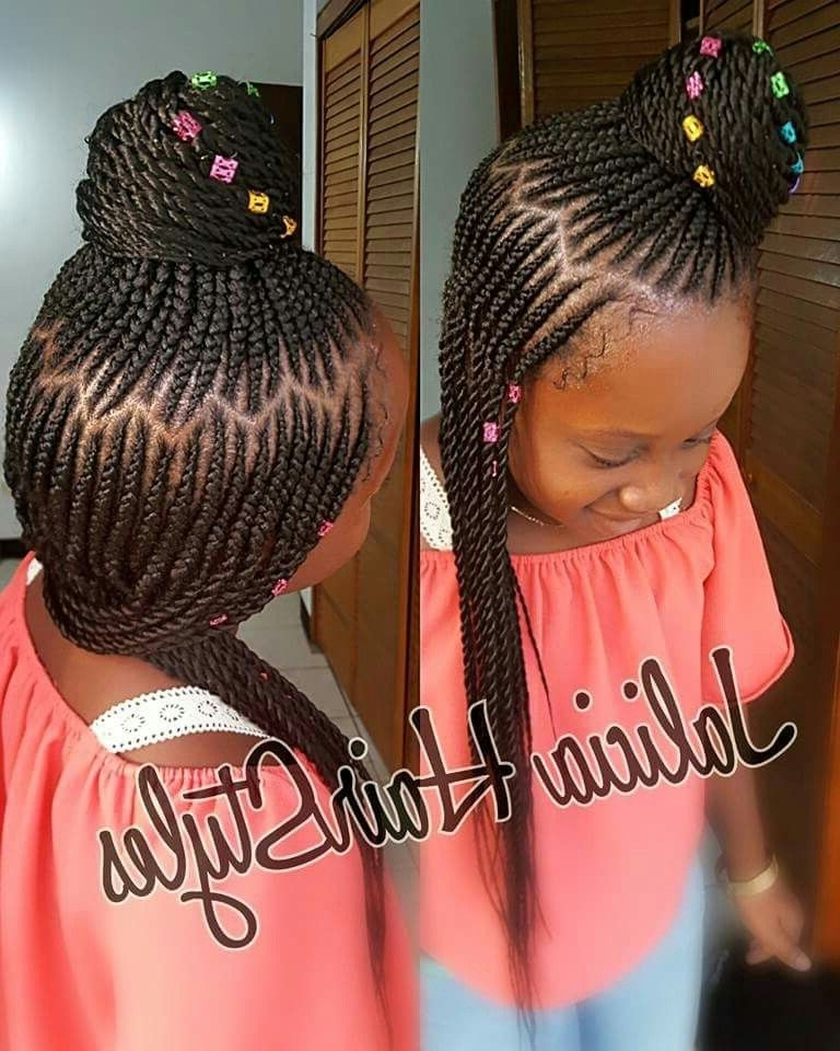 Yesss Jalicia!! Come Thru #jaliciahairstyles | Kiddie Stylez Throughout Newest Jalicia Braid Hairstyles (View 7 of 15)