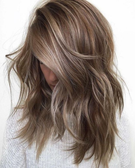 10 Ash Blonde Hairstyles For All Skin Tones, 2018 Best Hair Color Trends In All Over Cool Blonde Hairstyles (View 12 of 25)