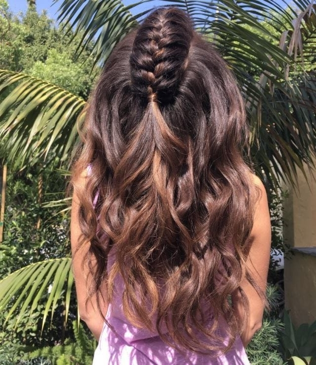10 Beach Hairstyles That Are So Good You'll Want To Book A Holiday Pertaining To Beachy Braids Hairstyles (View 1 of 25)