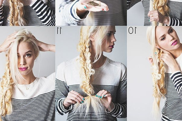 10 Beautiful Hair Tutorials To Unleash Your Inner Disney Princess With Princess Tie Ponytail Hairstyles (View 18 of 25)