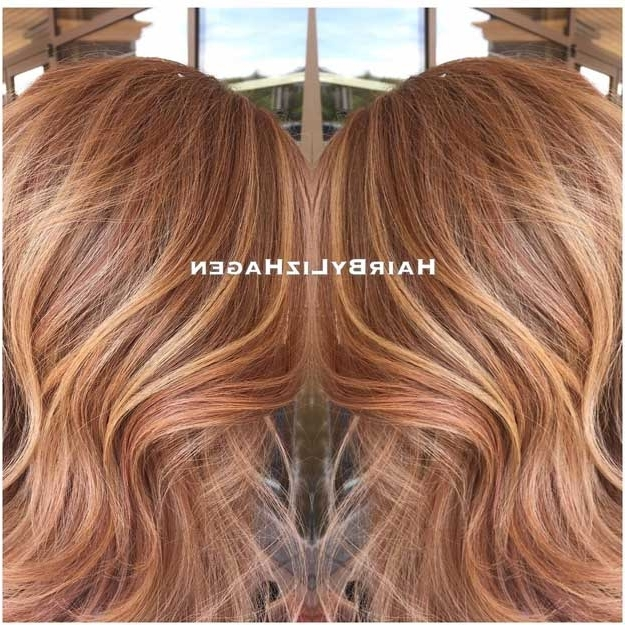 10 Bombshell Blonde Highlights On Brown Hair | Makeup Tutorials With Light Golden Blonde With Platinum Highlights (View 18 of 25)