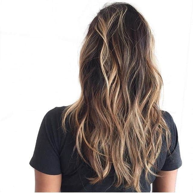 10 Classy White, Copper & Sun Kissed Balayage Hairstyles – Hairstylecamp With Regard To Sunkissed Long Locks Blonde Hairstyles (View 21 of 25)
