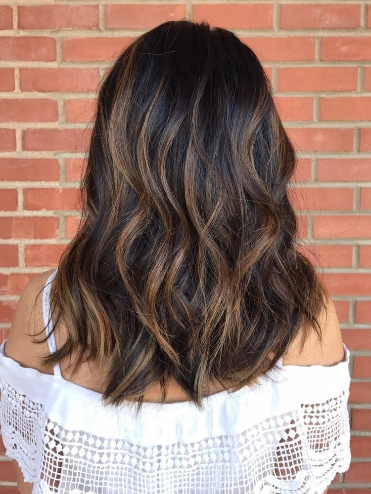 10 Classy White, Copper & Sun Kissed Balayage Hairstyles – Hairstylecamp With Sun Kissed Blonde Hairstyles With Sweeping Layers (View 20 of 25)