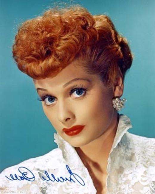 10 Easy 1950's Hairstyles For A Vintage Retro Look | Bestpickr Regarding Vintage Curls Ponytail Hairstyles (View 1 of 25)