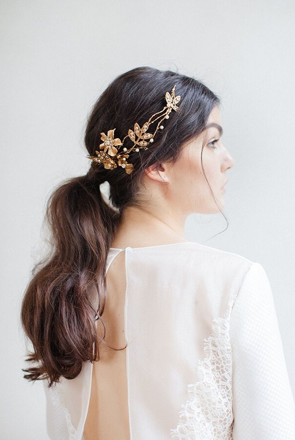 10 Fun And Fabulous Bridal Ponytails To Consider – Mrs2Be With Fabulous Bridal Pony Hairstyles (View 21 of 25)
