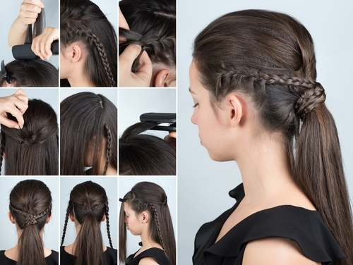10 Gorgeous Ponytail Hairstyles For Every Occasion For Entwining Braided Ponytail Hairstyles (View 1 of 25)