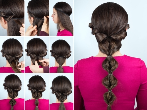 10 Gorgeous Ponytail Hairstyles For Every Occasion With Princess Ponytail Hairstyles (View 16 of 25)