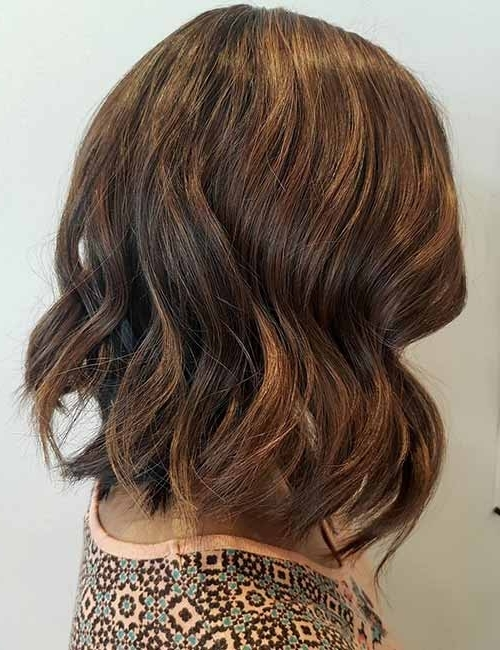 10 Highlights And Lowlights Styling Ideas For Light Brown Hair Within Maple Bronde Hairstyles With Highlights (View 3 of 25)
