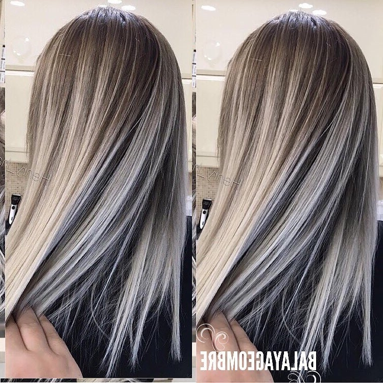 10 Medium Layered Hairstyles In Beige, Brown & Ash Blonde Fashion For Brown And Dark Blonde Layers Hairstyles (View 1 of 25)