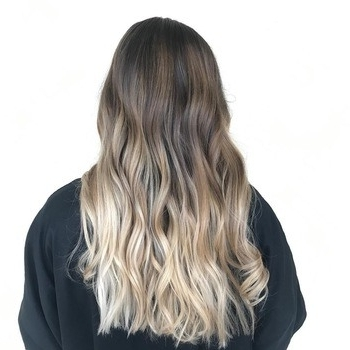 10 New Ombre Haircolor Ideas To Try Next | Redken In Dark Roots And Icy Cool Ends Blonde Hairstyles (View 1 of 25)