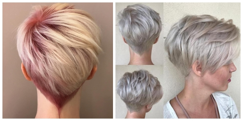 10 Pixie Hair Cut Ideas That You Can Rock With Regard To Most Up To Date Stacked Pixie Hairstyles With V Cut Nape (View 3 of 25)