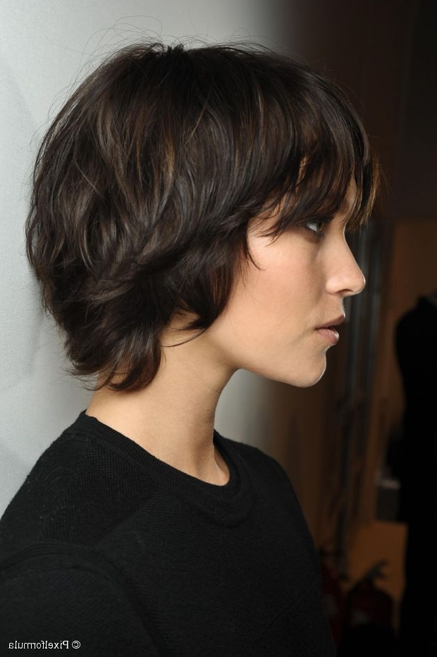 10 Short Choppy Hairstyles To Inspire You Pertaining To Current Choppy Bowl Cut Pixie Hairstyles (View 7 of 25)