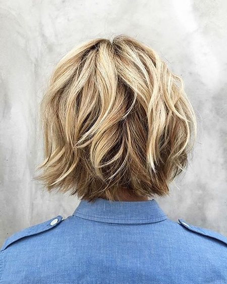 10 Short Sandy Blonde Hairstyles – Blonde Hairstyles 2017 Regarding Sandy Blonde Hairstyles (View 22 of 25)