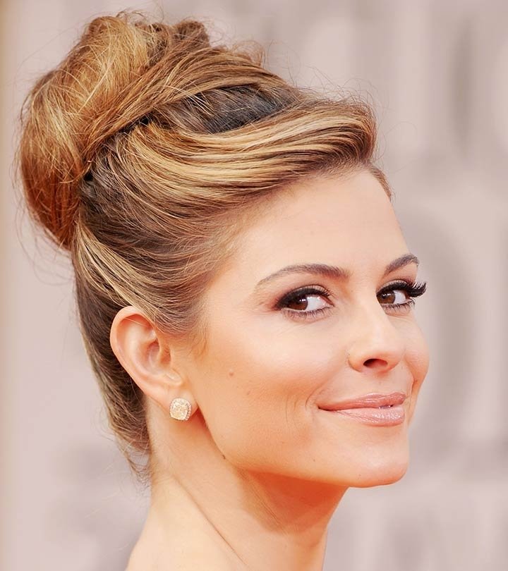 10 Stylish Long Hairstyles From The 60's For Classy Pinned Pony Hairstyles (View 22 of 25)