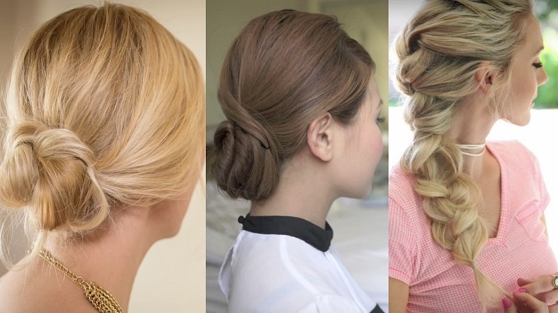 10 Teacher Hairstyles To Rock In The Classroom – Weareteachers Regarding Braided Along The Way Hairstyles (View 1 of 25)