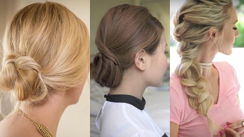 10 Teacher Hairstyles To Rock In The Classroom – Weareteachers With Regard To Braided Boho Locks Pony Hairstyles (View 25 of 25)