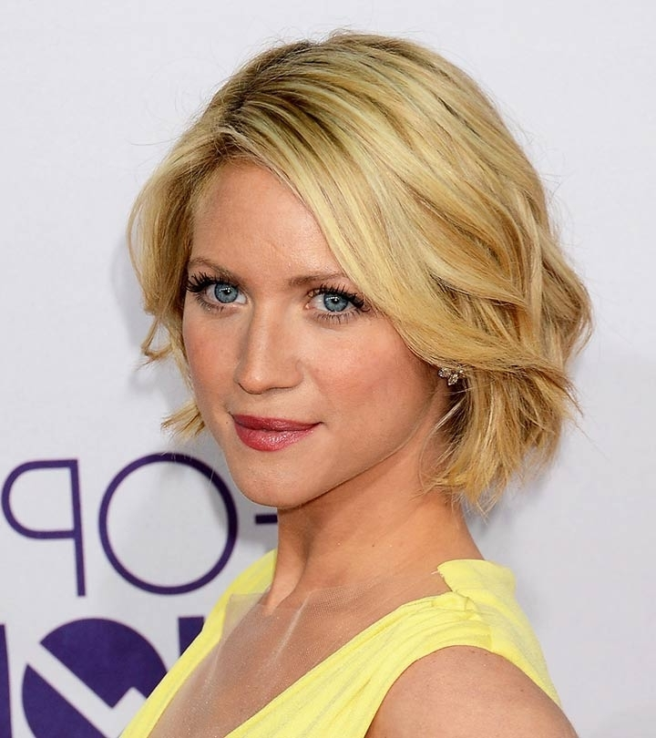 10 Trendy Blonde Bob Hairstyles To Inspire You With Regard To Posh Bob Blonde Hairstyles (View 14 of 25)