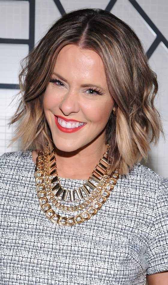 10 Trendy Highlighted Bob Hairstyles You Can Try Today Inside Shaggy Chin Length Blonde Bob Hairstyles (View 2 of 25)