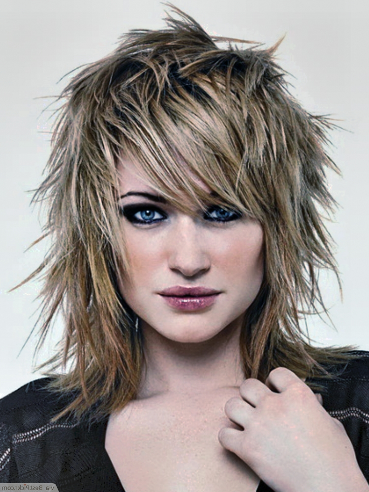 10 Unique Punk Hairstyles For Girls In 2018 | Bestpickr Inside Punky Ponytail Hairstyles (View 19 of 25)