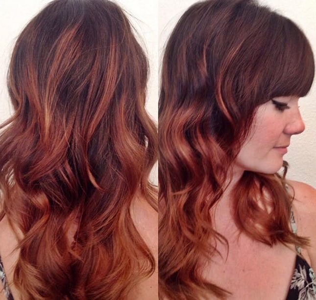 10 Ways To Rock Ecaille Hair | Brit + Co Throughout Loosely Coiled Tortoiseshell Blonde Hairstyles (View 24 of 25)