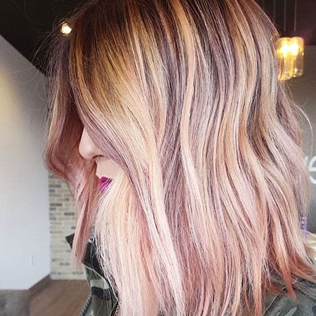 100 New Bob Hairstyles 2016 – 2017 | Short Hairstyles 2017 – 2018 Within Blunt Cut White Gold Lob Blonde Hairstyles (View 24 of 25)