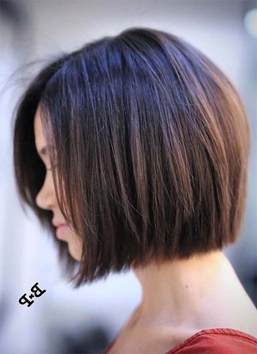100 Short Hairstyles For Women: Pixie, Bob, Undercut Hair | ~Hair With Classic Blonde Bob With A Modern Twist (View 3 of 25)