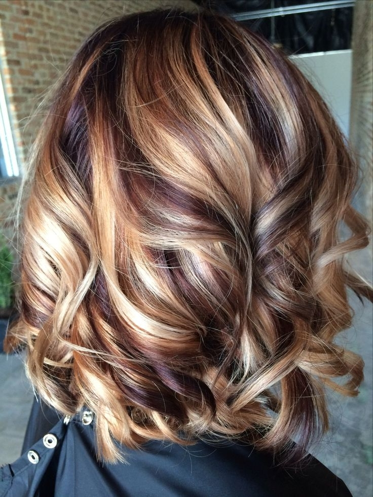 104 Best Hair! Images On Pinterest | Hair Colors, Make Up Looks And For Loosely Coiled Tortoiseshell Blonde Hairstyles (View 5 of 25)