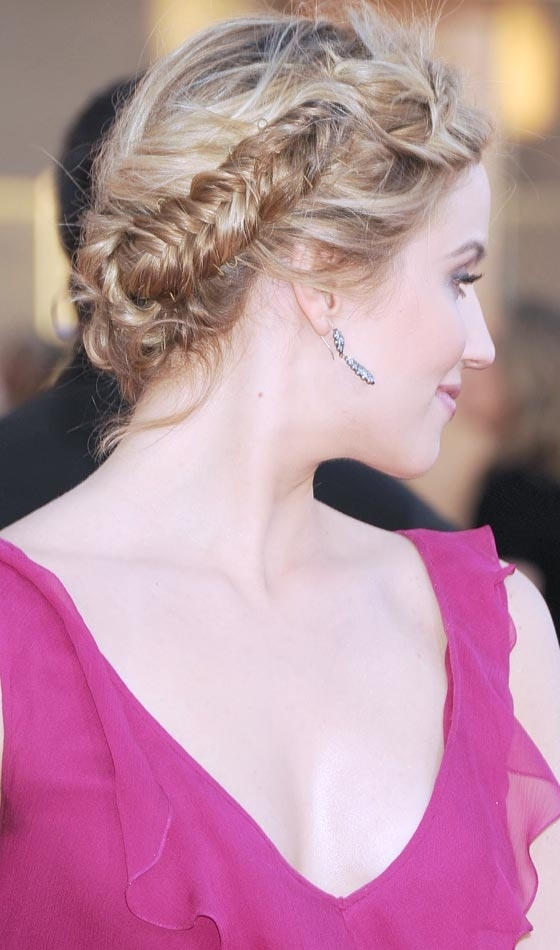 11 Unique Fishtail Braid Hairstyles To Inspire You Regarding Rockstar Fishtail Hairstyles (View 16 of 25)