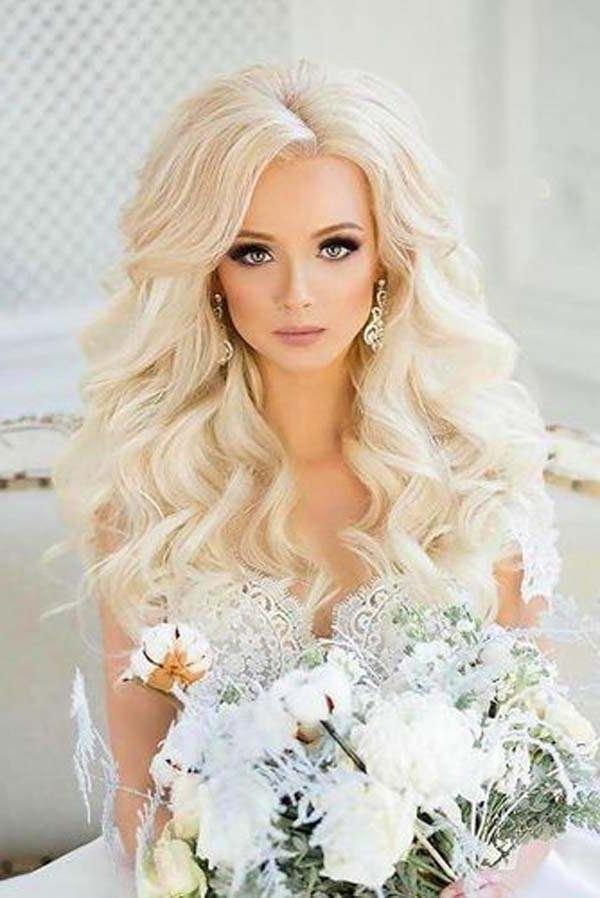 120 Cool Platinum Blonde To Try This Season Regarding White Wedding Blonde Hairstyles (View 21 of 25)