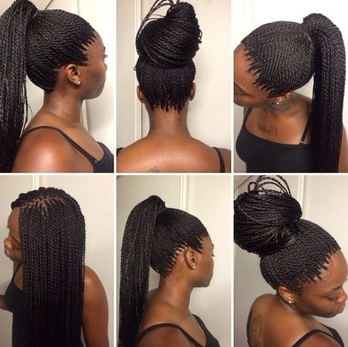 13 Long And Luscious Ponytail – Style Rave Within Black And Luscious Pony Hairstyles (View 8 of 25)