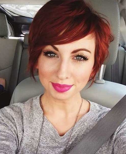 15 Best Pixie Bob Hairstyles | Bob Hairstyles 2018 – Short Throughout Most Recently Angled Pixie Bob Hairstyles With Layers (View 13 of 25)