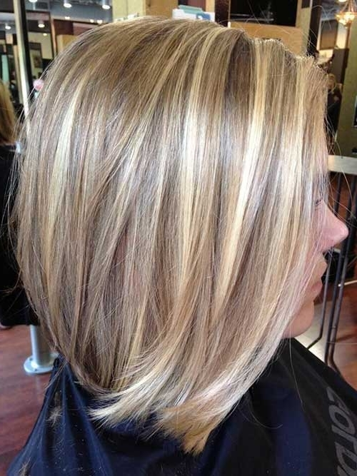 15 Blonde Bob Hairstyles | Short Hairstyles 2017 – 2018 | Most Inside Stacked White Blonde Bob Hairstyles (View 7 of 25)