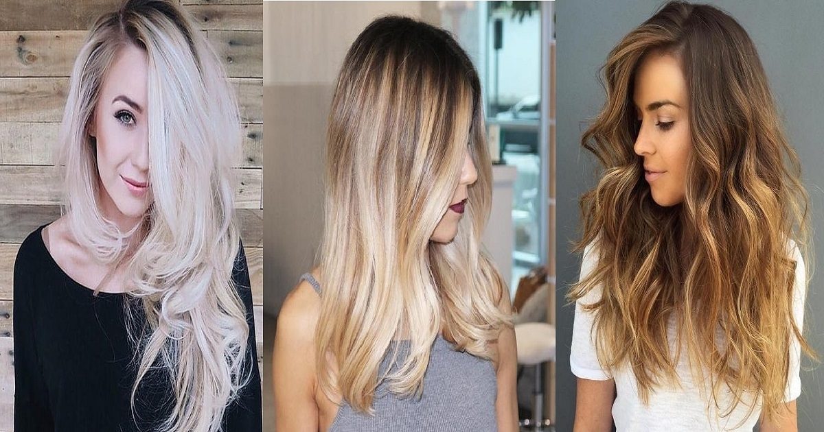 15 Fabulous Blonde Balayage Hair Looks For 2018 | Hairs (View 7 of 25)