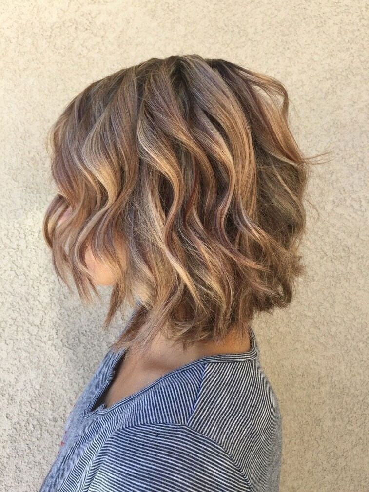 15 Fabulous Short Hairstyle Ideas So Good You'd Want To Cut Hair Pertaining To Loosely Coiled Tortoiseshell Blonde Hairstyles (View 4 of 25)