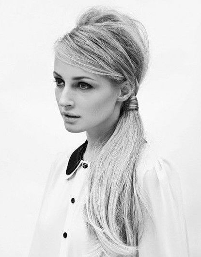 15 Hot Side Ponytail Hairstyles: Romantic, Sleek, Sexy& Casual Looks Pertaining To Casual Retro Ponytail Hairstyles (View 14 of 25)