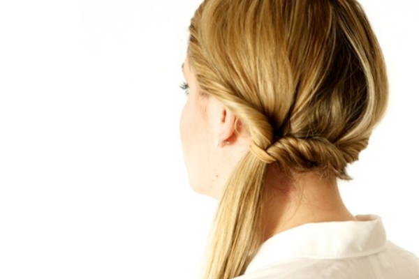 15 Interesting Twisted Hairstyles For Girls – Pretty Designs Pertaining To Twisted Side Ponytail Hairstyles (View 6 of 25)