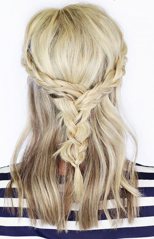 15 Killer Braided Hairstyles To Try For Coachella | Fashionisers With Regard To A Layered Array Of Braids Hairstyles (View 1 of 25)