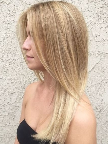 15 Splashy Blonde Hairstyles – Http://askhairstyles/blonde Intended For Sandy Blonde Hairstyles (View 7 of 25)