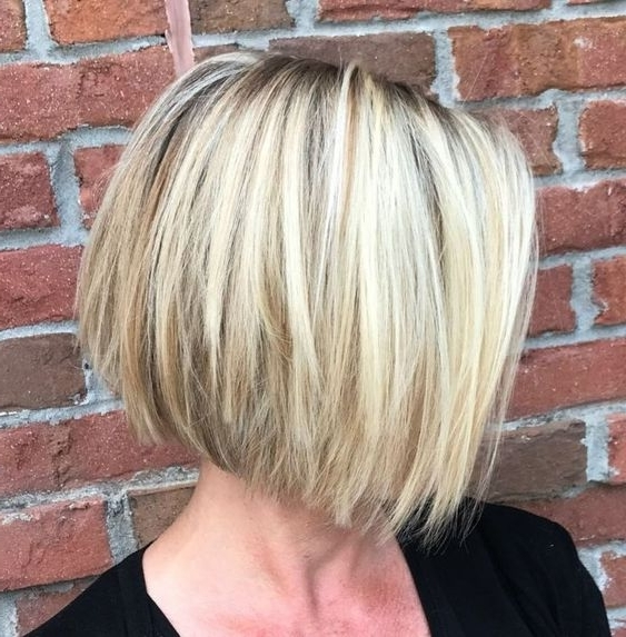 15 Trendy Short Blonde Hair Ideas – Styleoholic Pertaining To Icy Blonde Shaggy Bob Hairstyles (View 22 of 25)