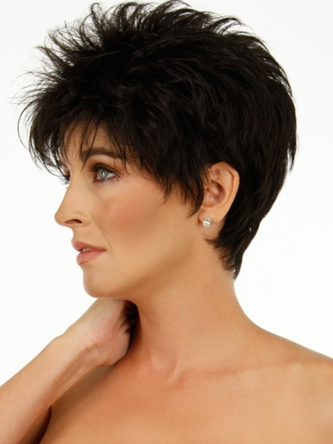 16 Sassy Short Haircuts For Fine Hair With Regard To Most Recently Sassy Pixie Hairstyles For Fine Hair (View 16 of 25)